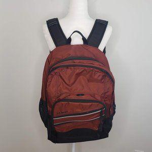 L.L. Bean Super Deluxe Backpack Book Bag